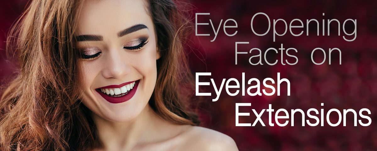 Eye Opening Facts on Eyelash Extensions